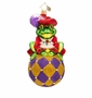 Christopher Radko Prince Ribbit Ornament