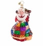 Christopher Radko Quiltin' Mrs. Claus Ornament