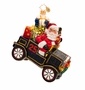 Christopher Radko Raleigh Roadster Ornament