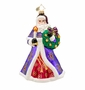 Christopher Radko Rich Glow St Nicholas Ornament