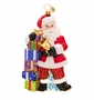 Christopher Radko Ring a Ding, Ding Santa Ornament