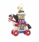 Christopher Radko Rolly-Horse Stack Ornament