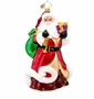 Christopher Radko Ruby Robe Kringle, Limited Edition Ornament