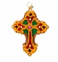 Christopher Radko Sacred Jeweled Rood Ornament