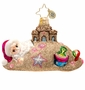 Christopher Radko Sandy Claus Ornament