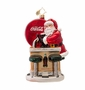 Christopher Radko Santa's Sip Break Ornament