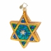 Christopher Radko Seal of Solomon Ornament
