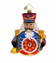 Christopher Radko Shine on, Soldier Ornament