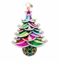 Christopher Radko Shiny Spruce Ornament