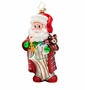 Christopher Radko Sleepytime Santa Ornament