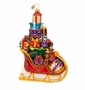Christopher Radko Sleigh Pile Up Ornament