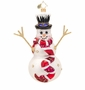 Christopher Radko Snowflake Glider Ornament