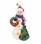 Christopher Radko Snowtime Like Christmas Ornament