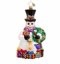 Christopher Radko Snowy Offerings Ornament