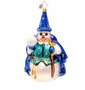Christopher Radko Snowy Sorcerer Ornament