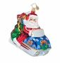 Christopher Radko Speedy Delivery Ornament