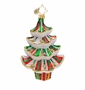Christopher Radko Spiral Spruce Little Gem Ornament
