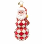 Christopher Radko St. Harle-Nick! Ornament