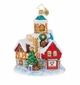 Christopher Radko St. Nicholas Lane Ornament