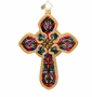 Christopher Radko Stained Glass Radiance Ornament