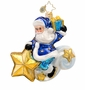 Christopher Radko Starlight Rider Ornament