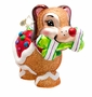 Christopher Radko Sugar Pooch Ornament