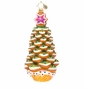 Christopher Radko Sugar Spruce Delight Ornament