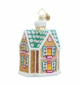 Christopher Radko Sweet Sensation Gingerbread House Ornament