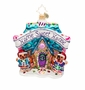 Christopher Radko Sweet Welcome Ornament