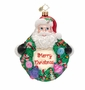 Christopher Radko Sweet Wreath Ornament