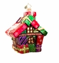 Christopher Radko The Gift Cottage Ornament