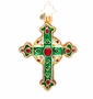 Christopher Radko Traditional Rood Gem Ornament