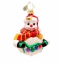 Christopher Radko Tree Trim Frosty Ornament