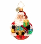 Christopher Radko Vest of All Gem Ornament