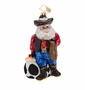 Christopher Radko Wild West Nick Ornament