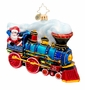 Christopher Radko Winter Express Ornament