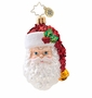 Christopher Radko With a Smile Gem Ornament