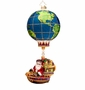 Christopher Radko World Traveler Ornament