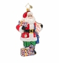Christopher Radko World Wide Cheer Ornament
