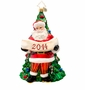 Christopher Radko Yearly Magic Ornament
