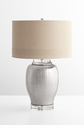 Chrome Table Lamp by Cyan Design