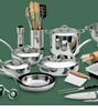 CIA Masters Collection Cookware