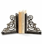 Classic Scroll Bookends by SPI Home