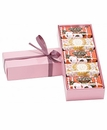 Claus Porto 5 Mini Soaps Pink Gift Box Set (Lize / Rozan)