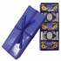 Claus Porto 5 Mini Soaps Purple Gift Box Set (Ilyria / Royal)