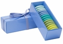 Claus Porto Guest Soap Pastille Blue Gift Box Set