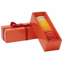 Claus Porto Guest Soap Pastille Orange Gift Box Set