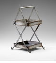 Clayton Two Tier Iron Stand by Cyan Design