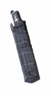 Concord Mini Plaid Umbrella Black/Charcoal