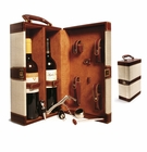 Concord Panama Two Bottle Wine Travel Case